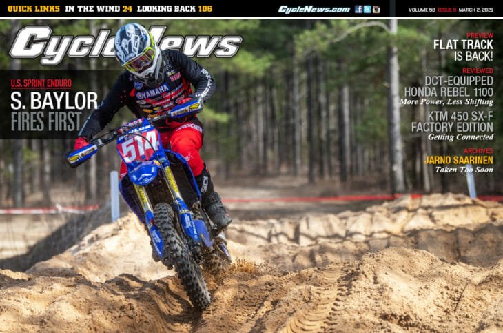 Cycle News Magazine 2021 Issue 9
