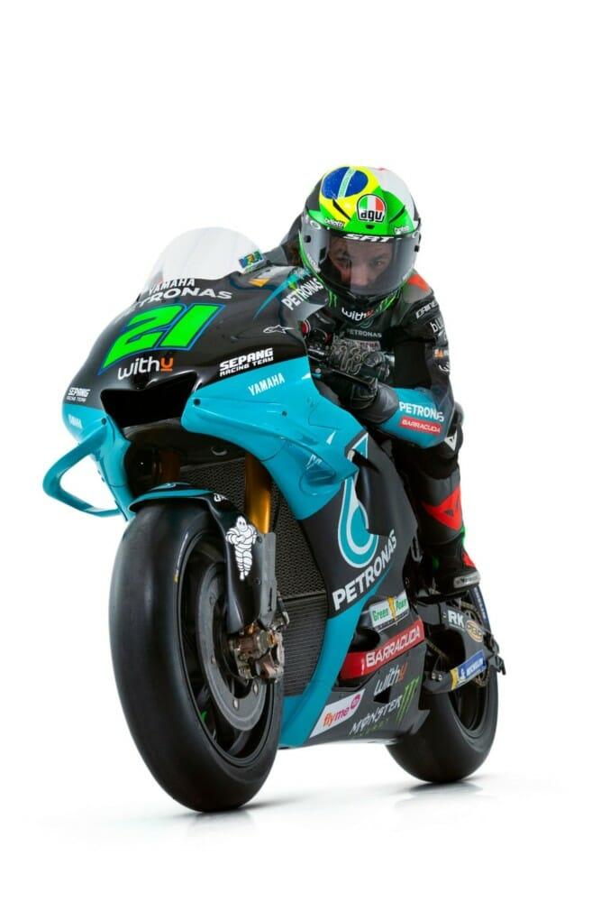 Petronas Yamaha SRT Franco Morbidelli