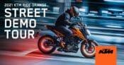 KTM Ride Orange Street Demo Tour Returns for 2021