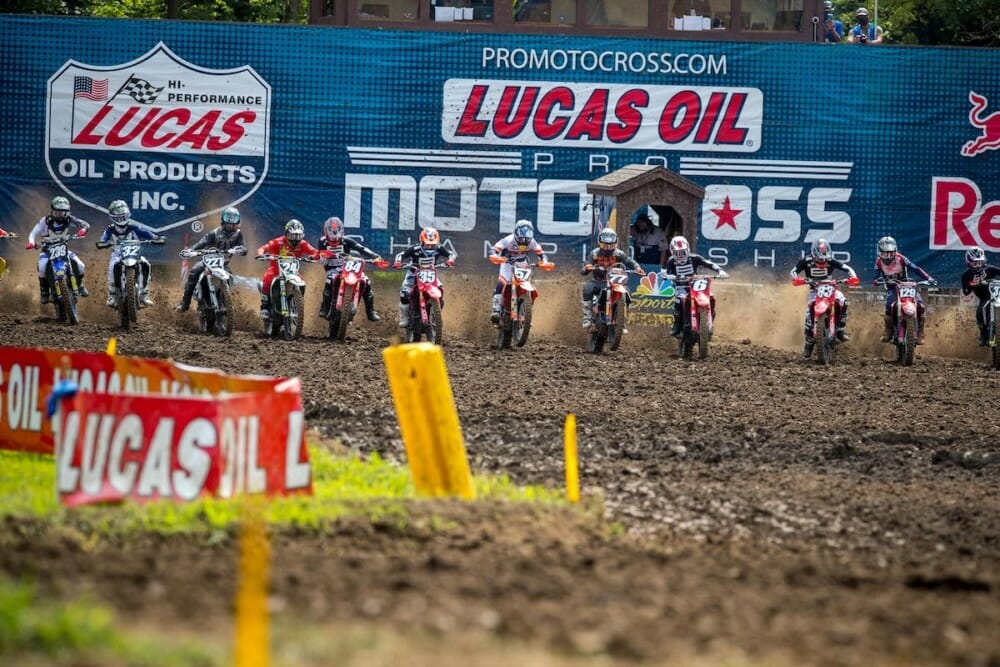 Lucas Oil Production Studios and Pro MX