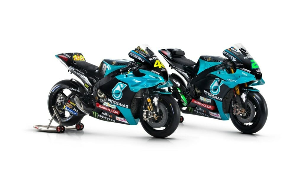 Petronas Yamaha SRT Unveils 2021 MotoGP Livery