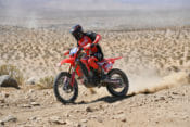 Preston Campbell at Ridgecrest ISDE West Qualifier