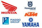 Honda, KTM, Piaggio and Yamaha Create Swappable Batteries Consortium