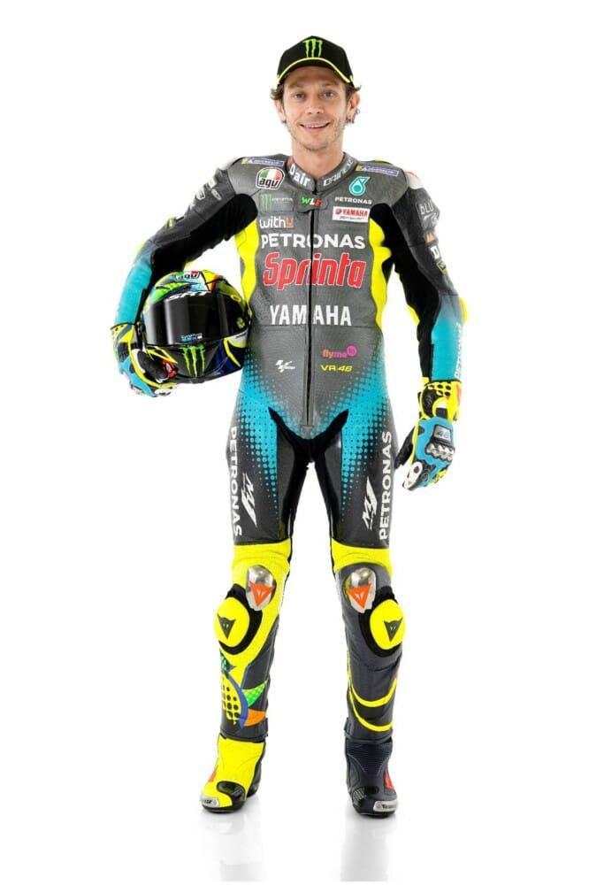 Valentino Rossi Petronas Yamaha SRT