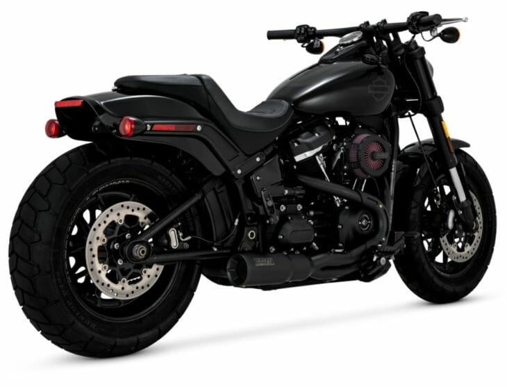Vance & Hines Stainless 2-into-1 Hi-Output exhaust
