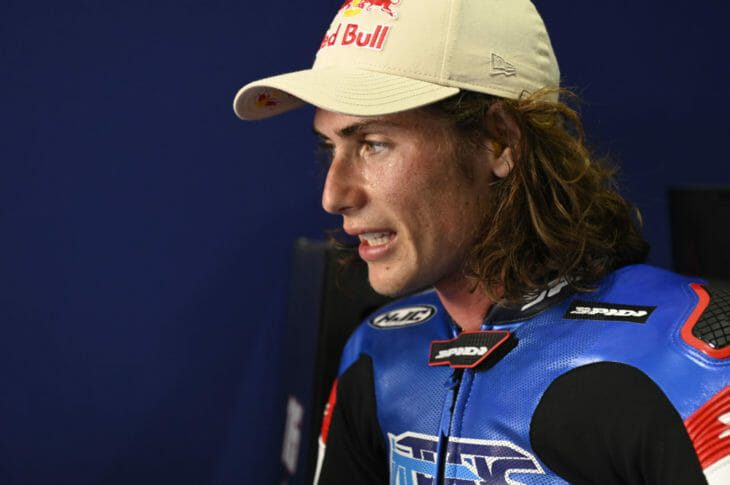 Joe Roberts Moto2 title
