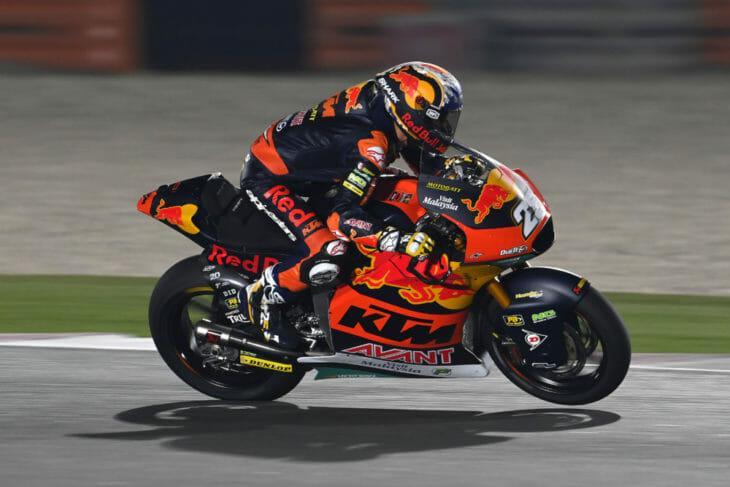 2021 Doha MotoGP Results and News Fernandez FP2