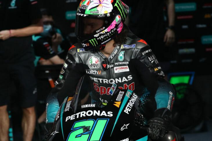 2021 Doha MotoGP Results and News Friday Morbidelli