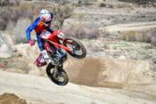 2021 Honda CRF450RWE Jump