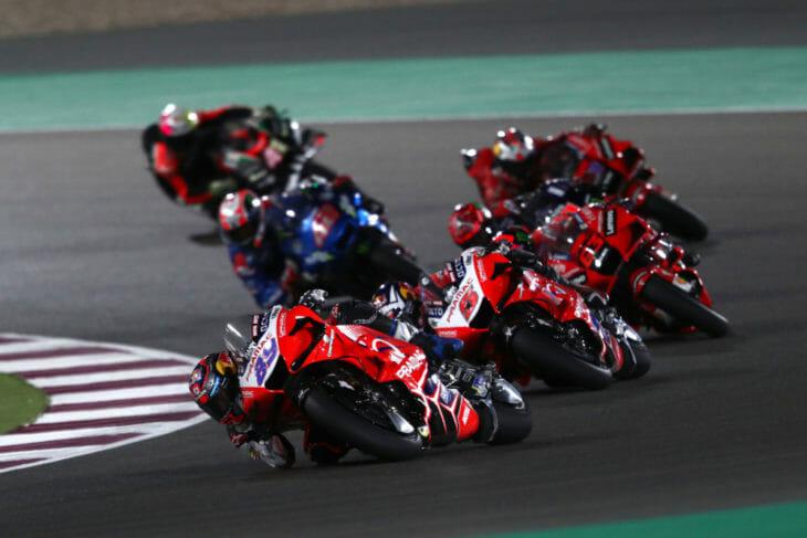 2021 Doha MotoGP Results and News Jorge Martin race
