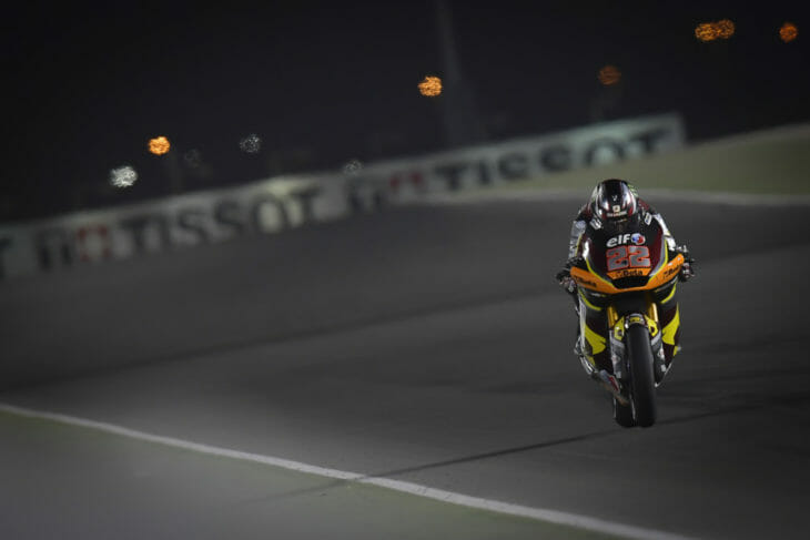 2021 Doha MotoGP Results and News Lowes pole