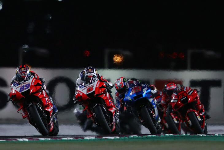 2021 Doha MotoGP Results and News times
