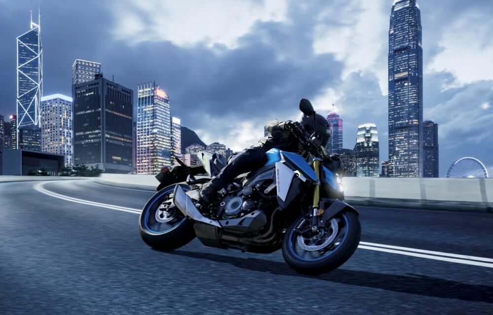 2022 Suzuki GSX-S1000 Web Edition: Specs, Features, Price