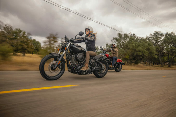 Indian Motorcycle Partners With International Female Ride Day