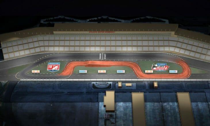 Atlanta Super TT track