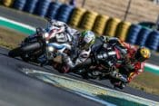 BMW Motorrad World Endurance Team dominate Le Mans test