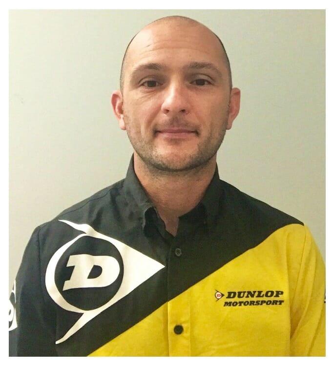 Dunlop Motorcycle Tires Welcomes Chris Siebenhaar