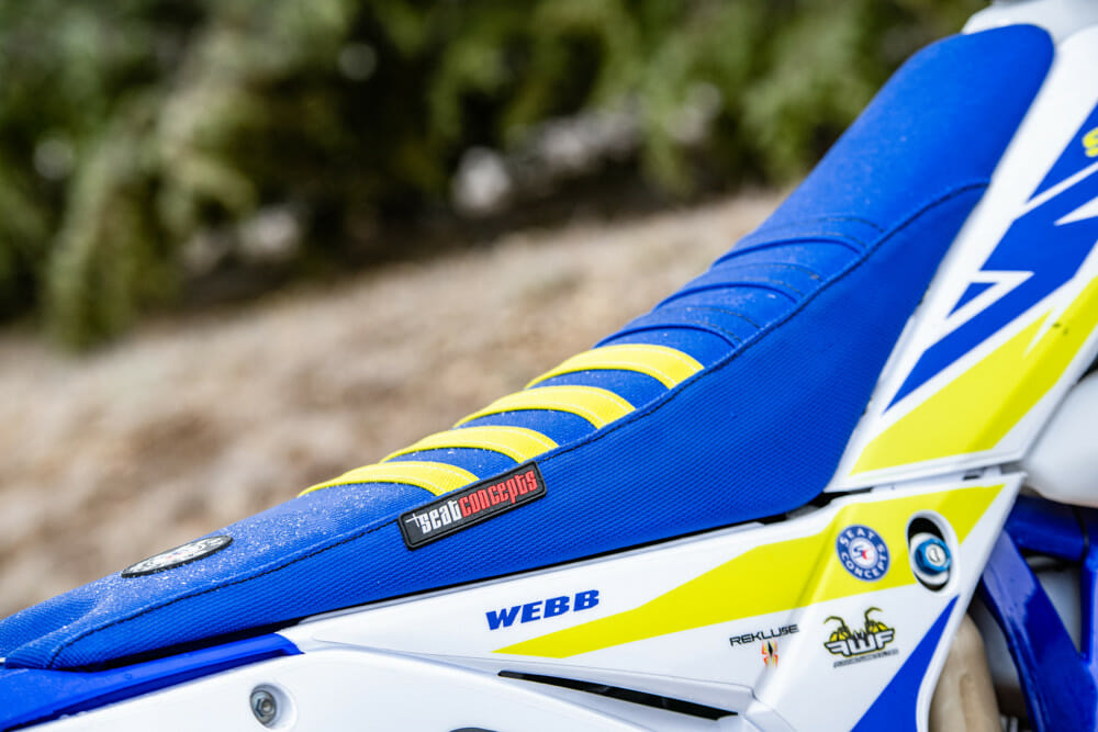 FactoryONE Sherco and Seat Concepts