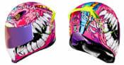 Icon Airframe Pro Beastie Bunny Helmet