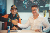 Kevin Benavides signs with Red Bull KTM Factory Racing