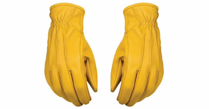 Z1R Deerskin Gloves