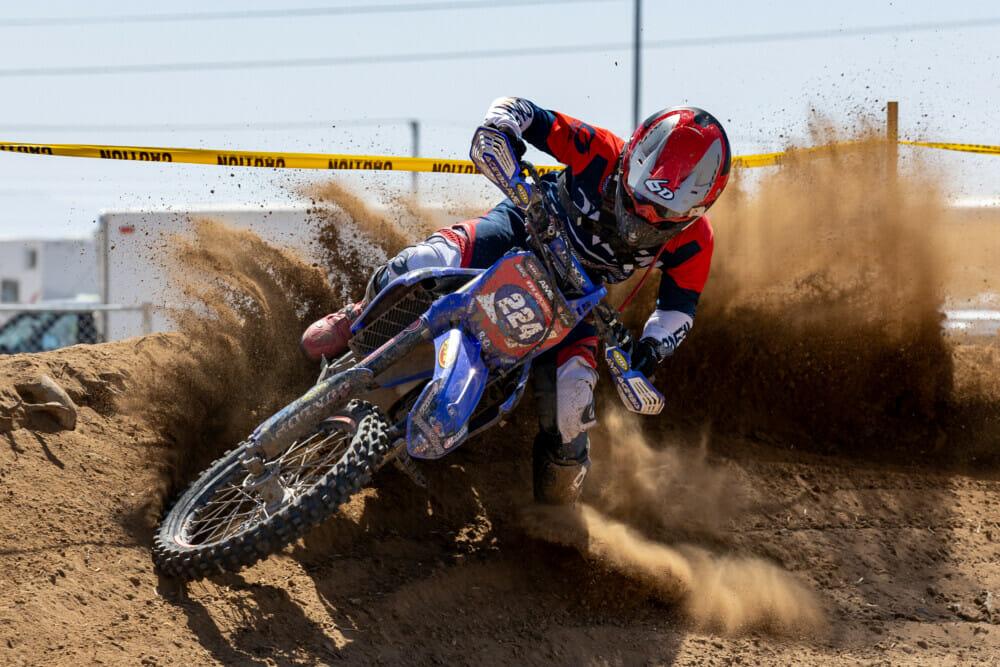 Tyler Dunn 2021 Adelanto Grand Prix