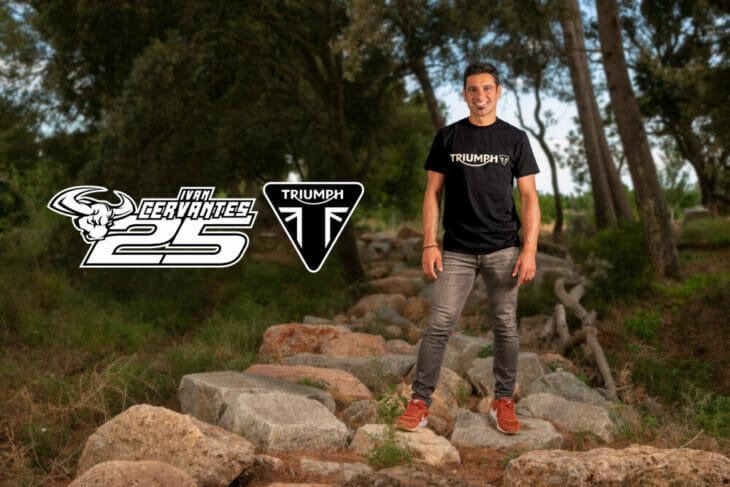 Triumph Motorcycles to Enter Motocross and Enduro Segments Ivan Cervantes