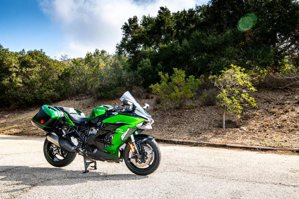 2021 Kawasaki H2 SX SE + Review