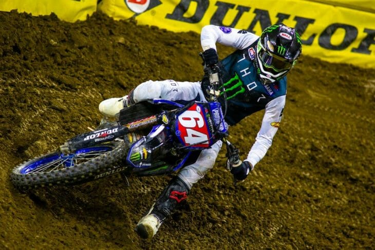 2021 Indianapolis Supercross Rnd 5 Results