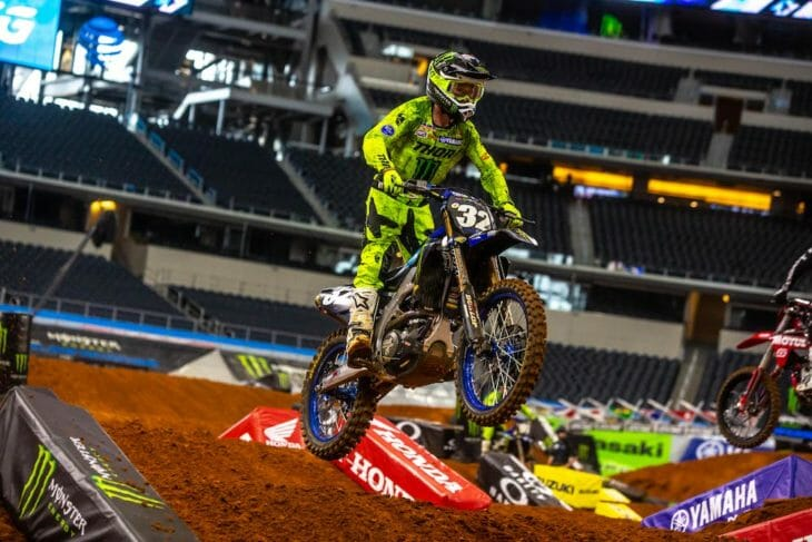 2021 Arlington 1 Supercross Rnd 10 Results